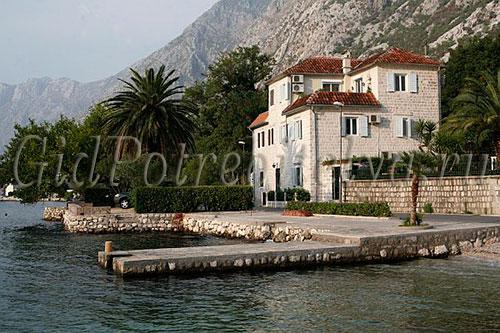 Виллы в будве черногория